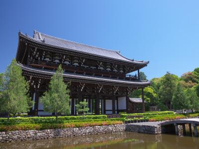 京都東福寺三門