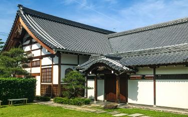 願成寺の小史