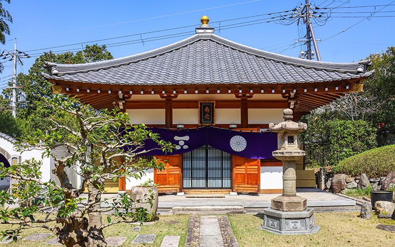願成寺の永代供養-寿光殿